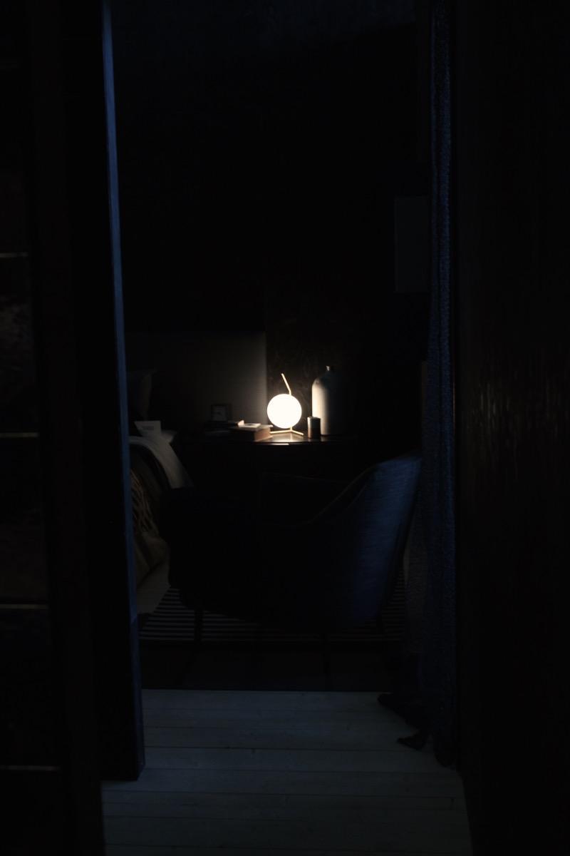 tumma seinä