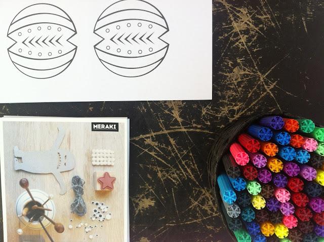 Kreativ workshop i Kuben, Horsens - Meraki