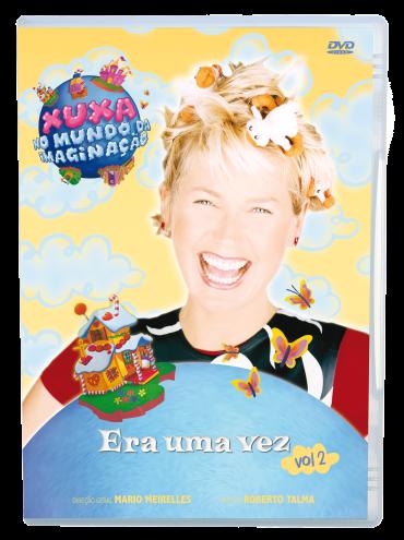 COMPRE DVD XUXA NO MUNDO DA IMAGINAÇÃO VOL.2