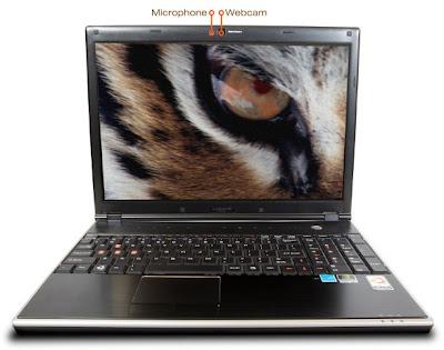 Verix 1656 Laptop from ZaReason ubuntu 11.04