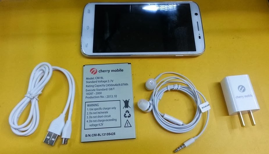 Cherry Mobile OMEGA XL