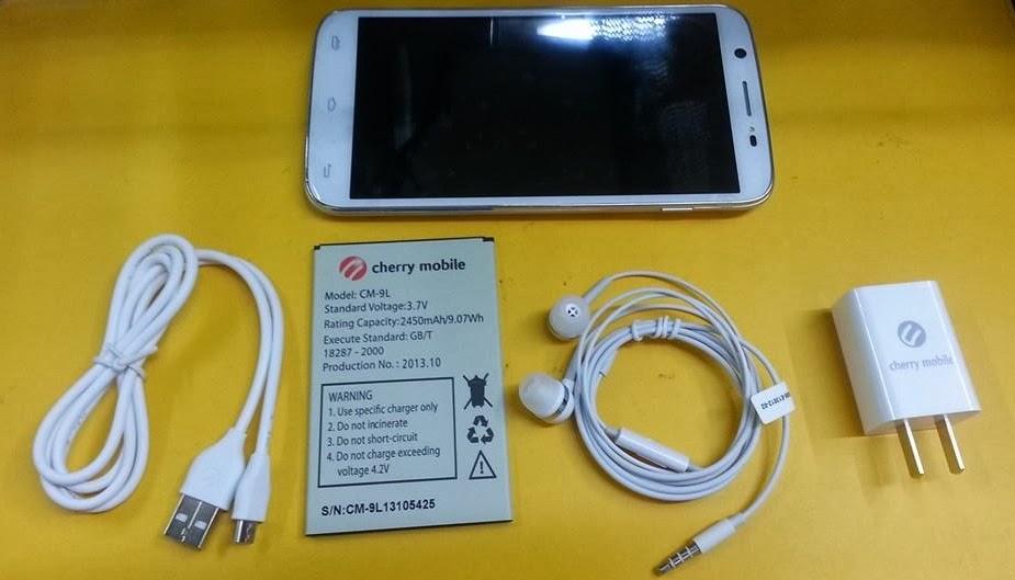 Cherry Mobile OMEGA XL