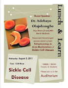 Lunch & Learn: Sickle Cell Disease