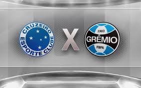 Ver Online Partido Cruzeiro vs Gremio, / Brasileirao 2014, Fecha 16 (HD)