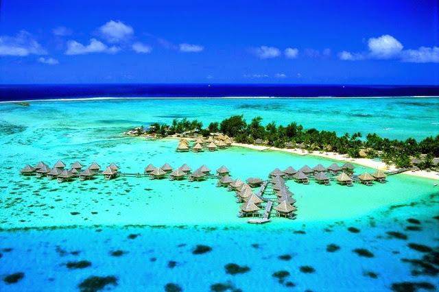Bora Bora, Polinesia Francesa Las islas más paradisiacas del mundo