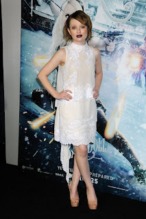Emily Browning Sucker Punch Premiere Round-Up