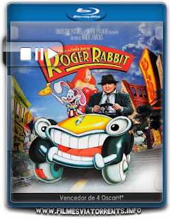 Uma Cilada Para Roger Rabbit Torrent - BluRay Rip 1080p Dublado