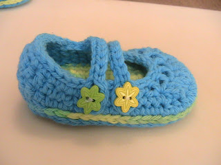 Crochet Jane Mary Pattern Slipper | Free Patterns For Crochet