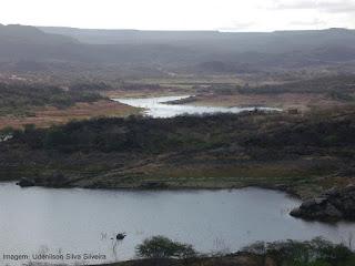 Barragem que abastece cidades de Picuí, Nova Palmeira e Frei Martinho está praticamente seca