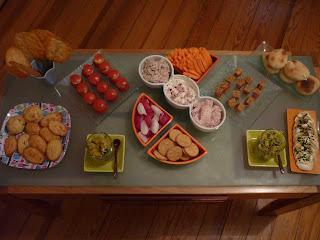Le blog 39 art d 39 aurore - Dessert pour apero dinatoire ...