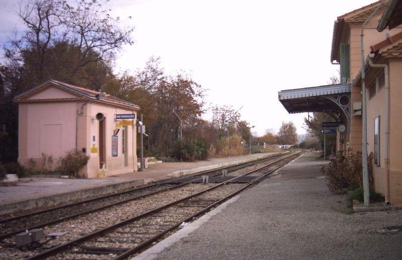 L 39 Cho De Meyrargues La Gare De Meyrargues