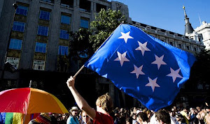 La Bandera Azul de Madrid