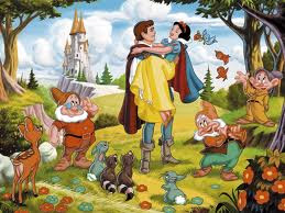 Contoh Narrative Text - Snow White and The Seven Dwarf