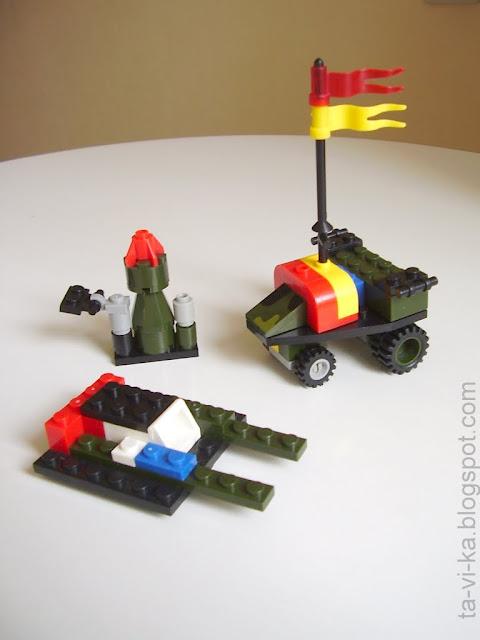 поделки из Лего Lego