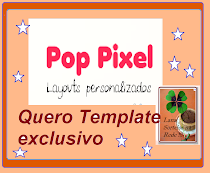 2° Sorteio do blog em parceria com a Pop Pixel