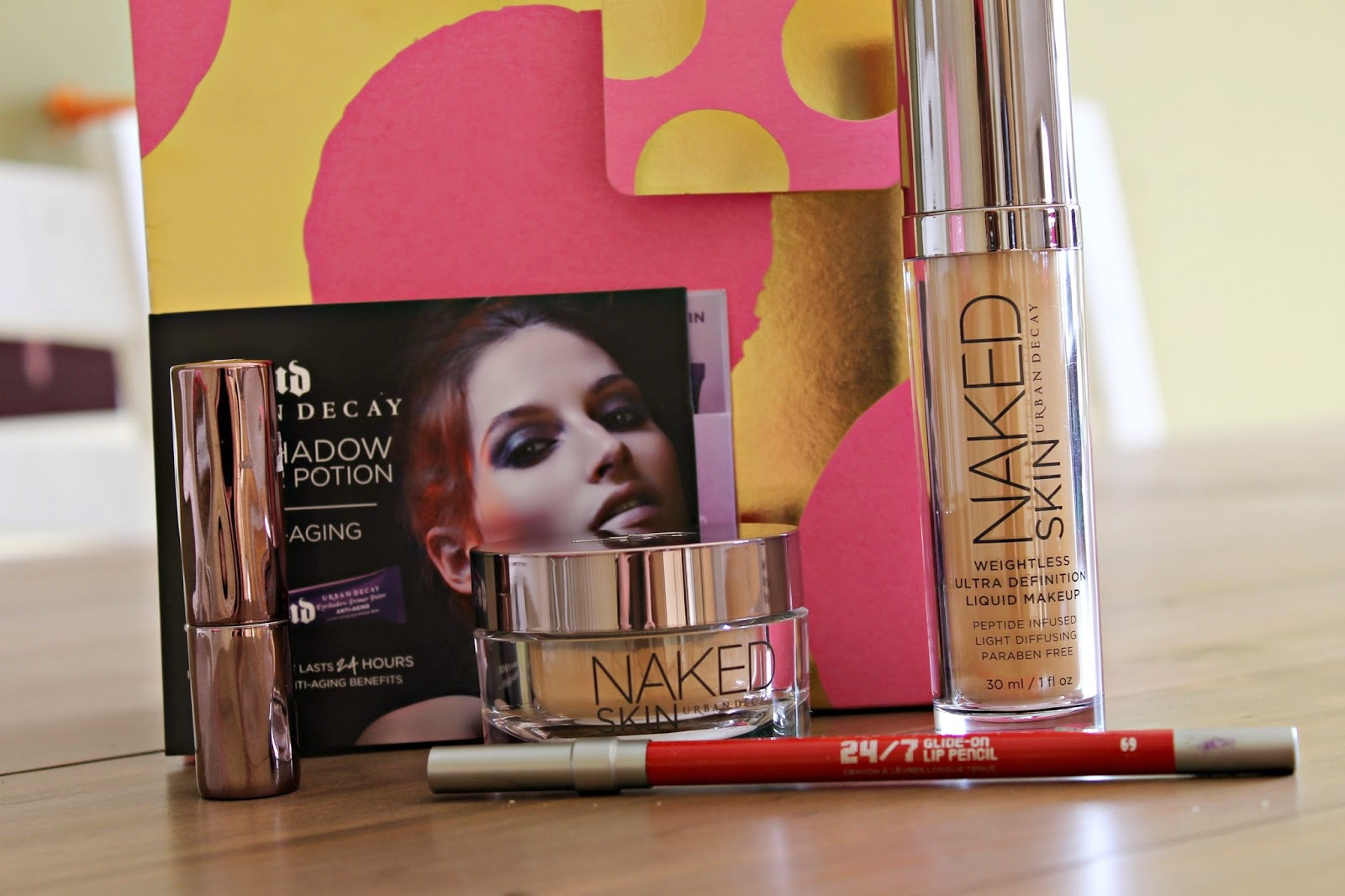 Urban Decay Goodie Bag
