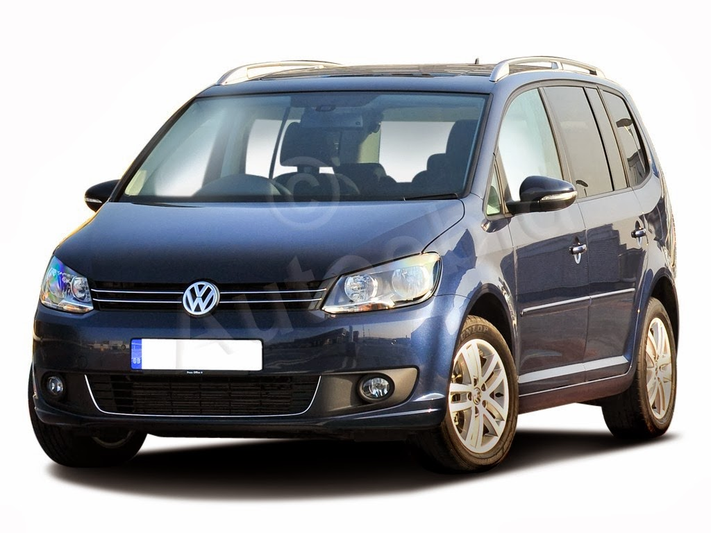 2014 Volkswagen Touran Hd Wallpaper