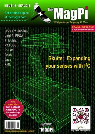 MagPi magazine issue 16
