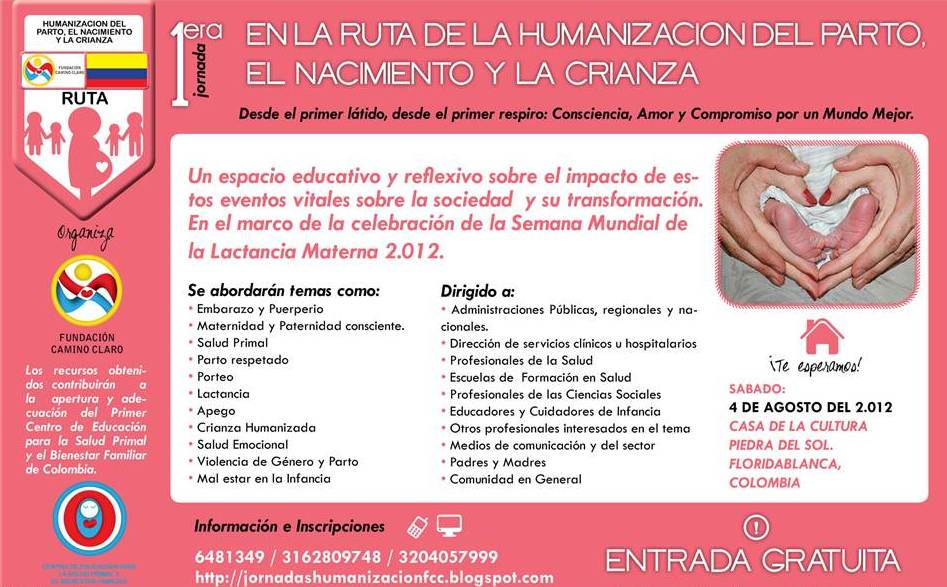 FUNDACION CAMINO CLARO: EN 7 DIAS DAMOS APERTURA A UN ESCENARIO DE ...