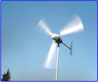 Free Power from a Wind Generator