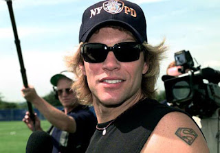 Jon Bon Jovi Tattoos - Celebrity Tattoo Ideas