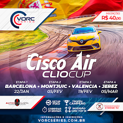 Cisco Air Clio Cup Espanha