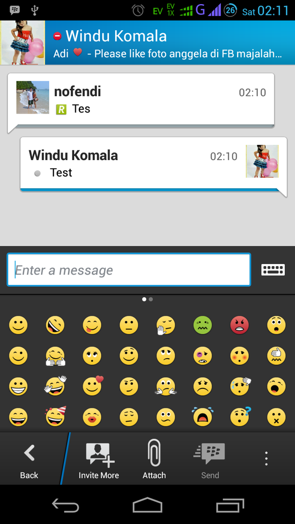 Download Blackberry Messenger BBM for Android APK
