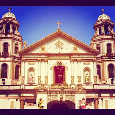 Minor Basilica of the Black Nazarene, Quiapo Church, Deboto ng itim na Nazareno, Visita Iglesia, Holy Week, Philippines, Bisita Iglesia, Simbahan, Gusali, Instagram, Mahal na Araw, Semana Santa