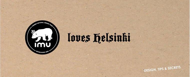 Imu loves Helsinki