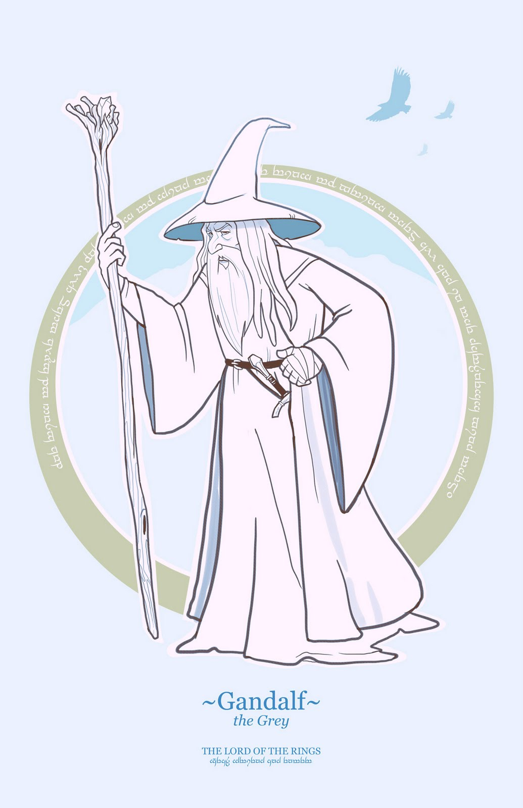 Famoso Dibujos De Lord Of The Rings Galería - Ideas Para Colorear ...