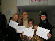 2013 4 Nominaciones Premios ACE miembro del jurado