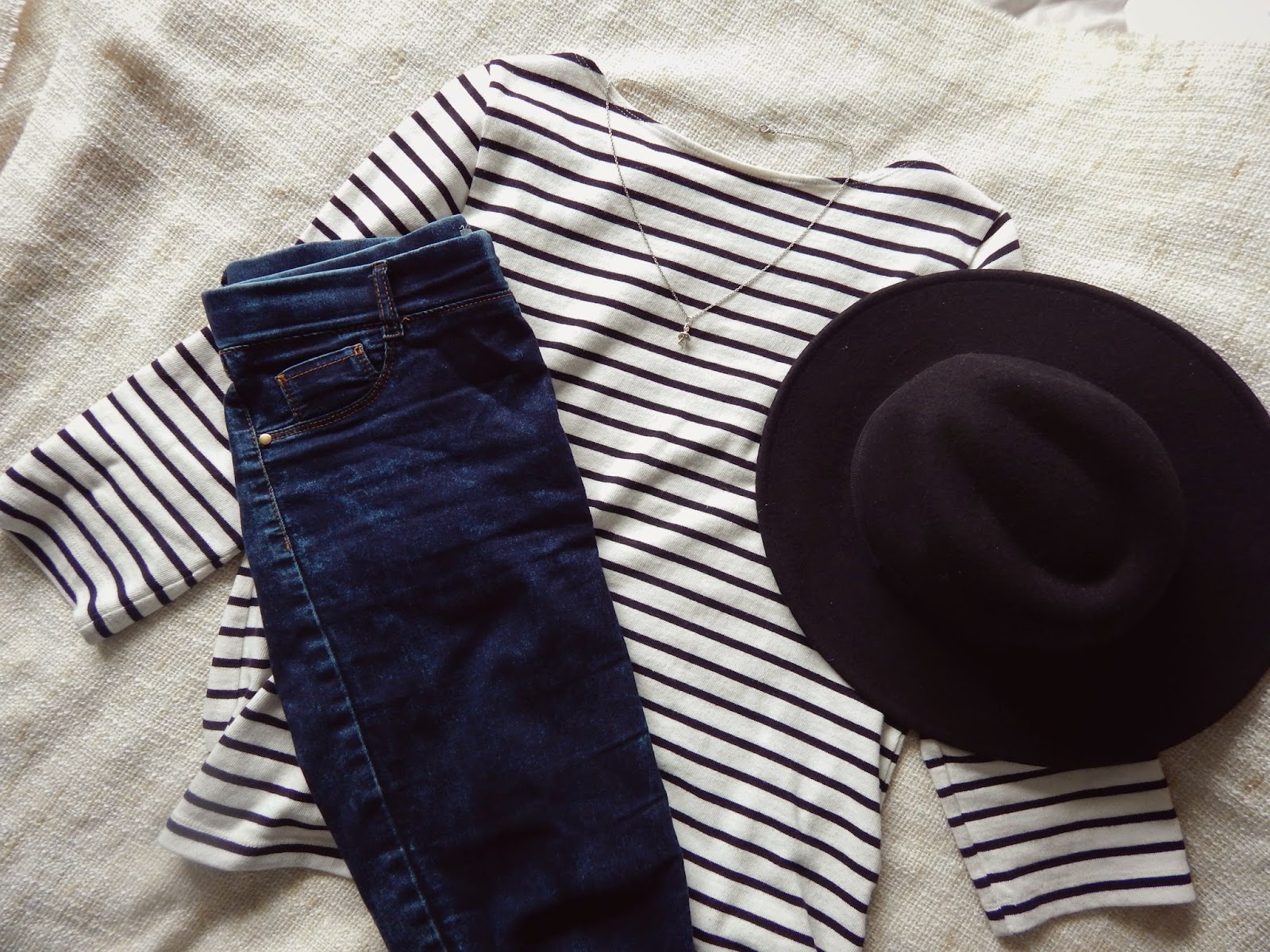 Stripy Outfit