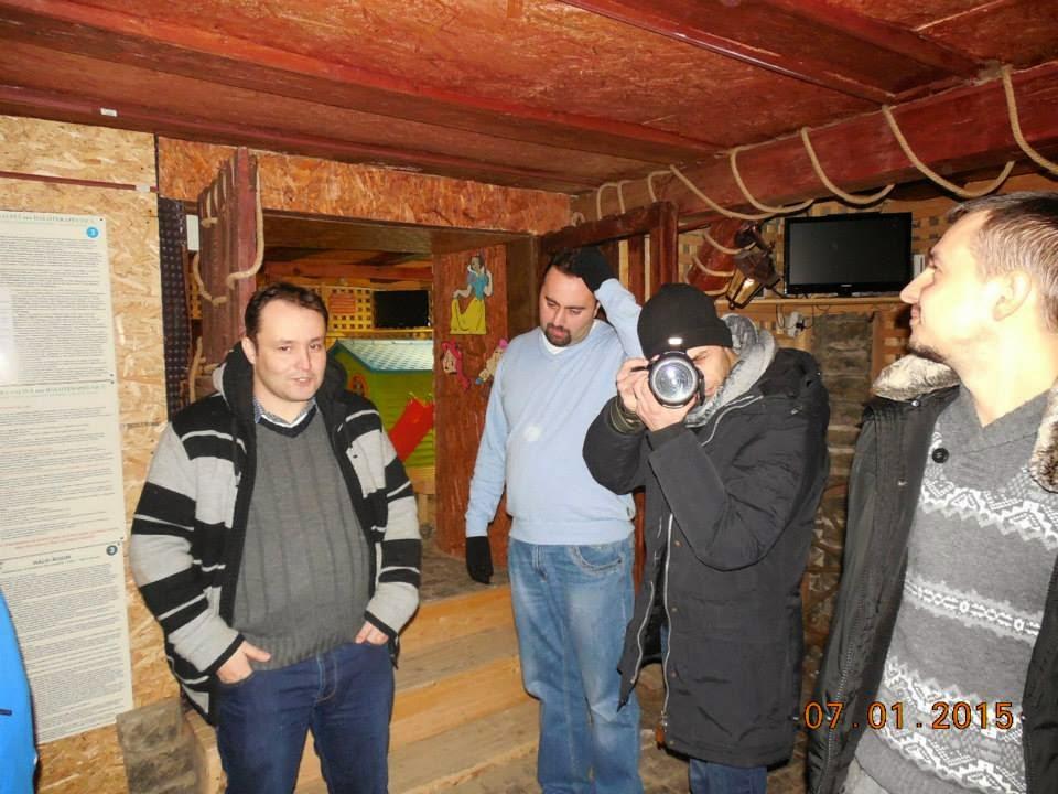 CraiovaBloggers la Salina Fulvia