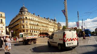 Service public à Montpellier