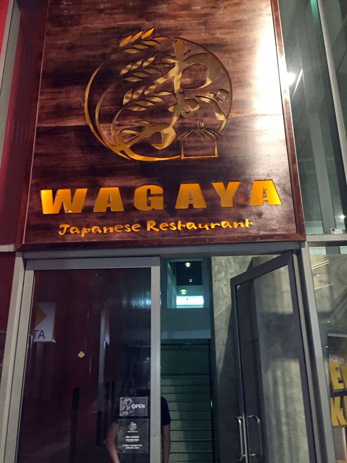 Cassie Cakes Review of Wagaya