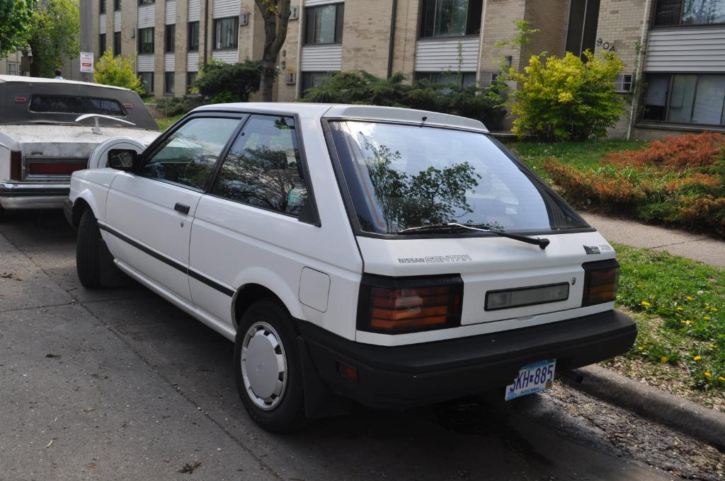 The Automotive Way: Minneapolis Street Sighting: Nissan ...