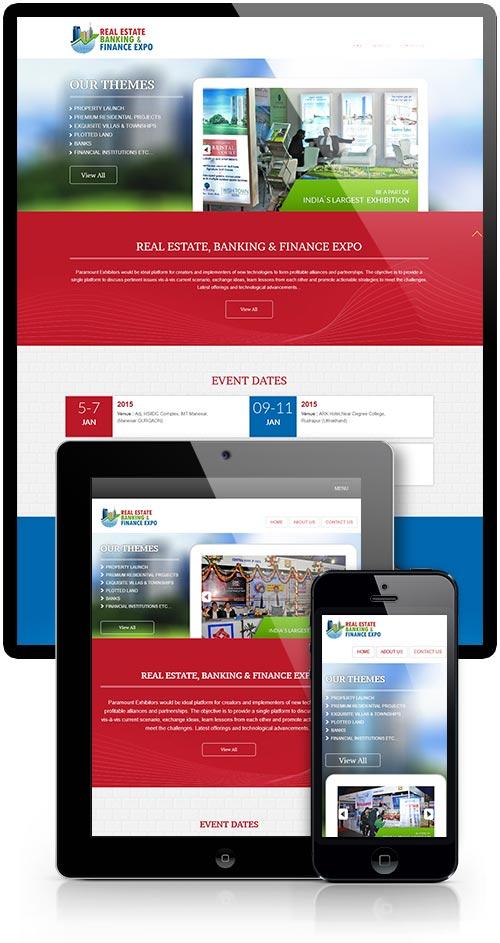 Real estate- website redesign