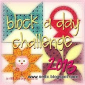 Block a Day Challenge