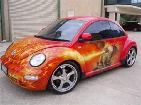 Warna untuk cat kendaraan bisa dibagi jadi dua, salah satunya warna Solid serta Metalic.