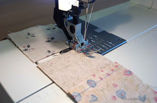 Easy Street Mystery Quilt Sewing Machine