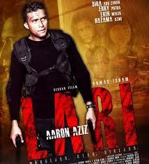 Lari mengisahkan perjalanan hidup Khalif (Aaron Aziz) yang bercinta