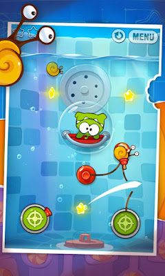 Cut the Rope Experiments ARMv6 v1.6 apk