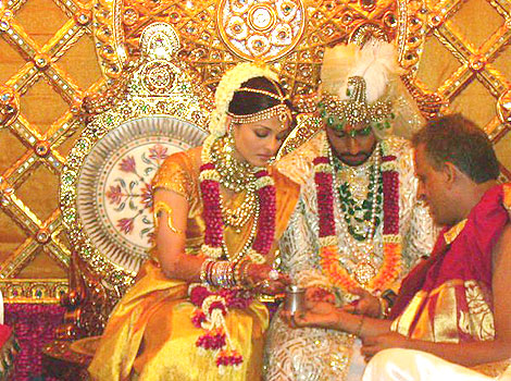 aishwarya rai wedding. Aishwarya rai wedding
