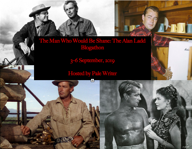 Alan Ladd Blogathon