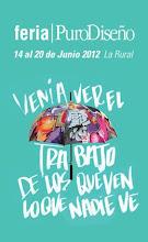Estuvimos en Puro Diseño 2012!!!