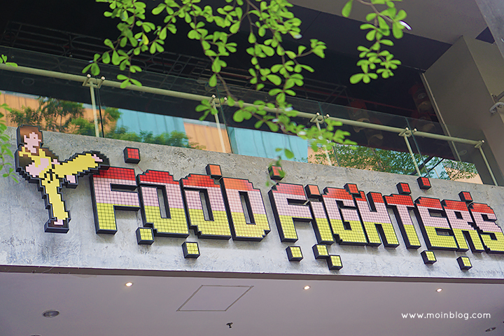 FOOD FIGHTERS MELAWAI JAKARTA REVIEW