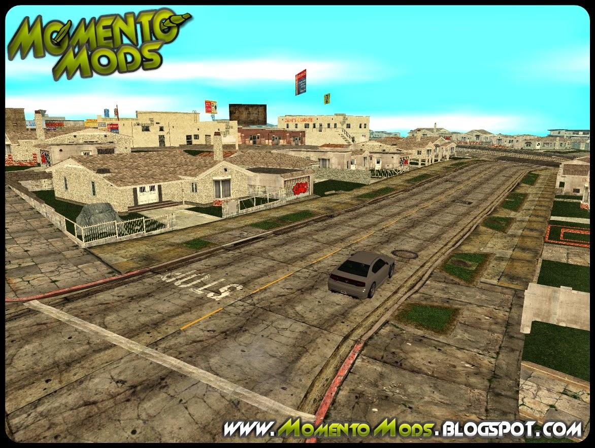 TC - GTA Visa Beta (GTA 5 Para GTA San Andreas)
