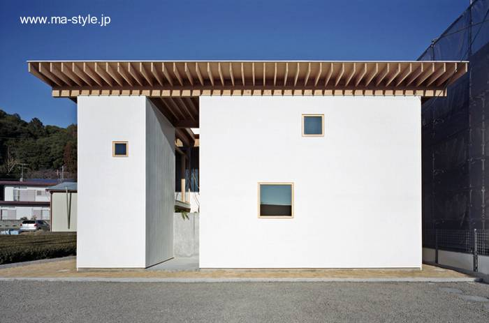 Arquitectura de casas fotos de casas modernas de estilo for Casa minimalista japon
