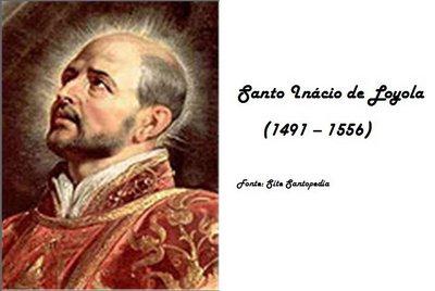 Biografia De Santo Ignácio De Loyola Silo Trecho Do Livro A