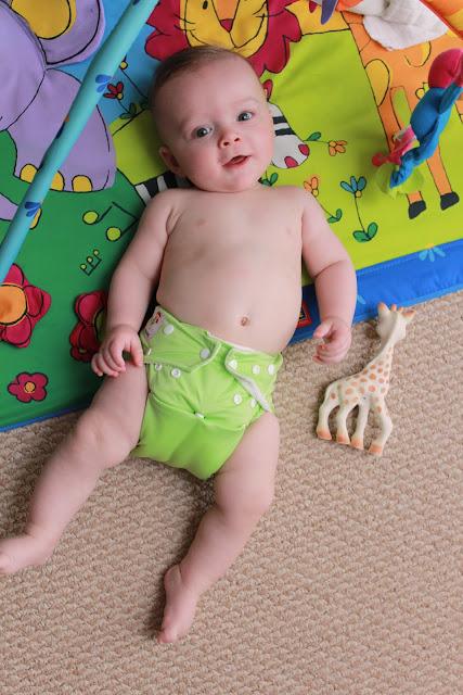 kawaii cloth diaper